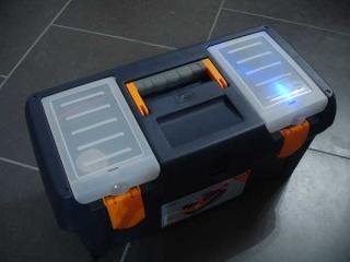Caisse de transport pour batterie 01510