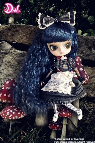 Dal   Melancholic Alice (octobre 2010) D117_i10
