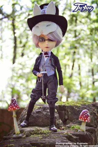 [Septembre] Taeyang Lunatic White Rabbit T209_i10