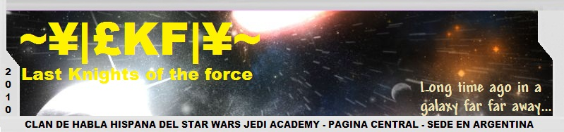 Lo que fue Last Knights of the Force y lo que aún puede ser Galaxi10