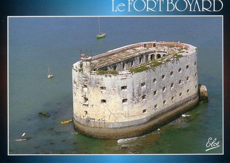 Il y a un an  on découvrait  le Mont St Michel Fort2010