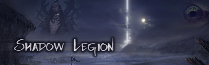 Shadow Legion[Closed Beta]