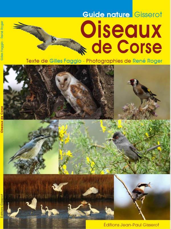 """Un livre Corse, sur les """"OISEAUX de CORSE""""  12058210"""