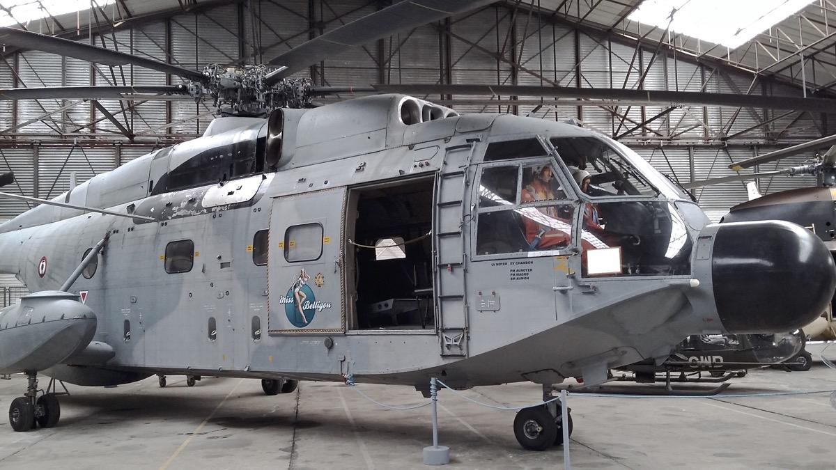 Le Musée de l'A.L.A.T. & de l'Hélicoptère à Dax 20190511