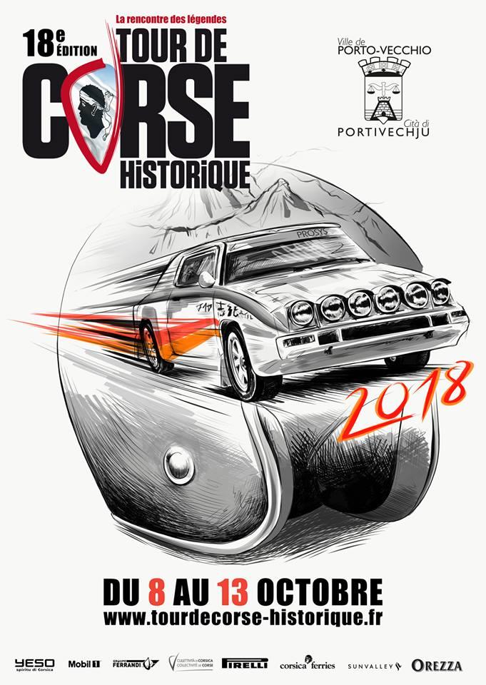 Le TOUR de CORSE (Auto) Historique 2018 35896110