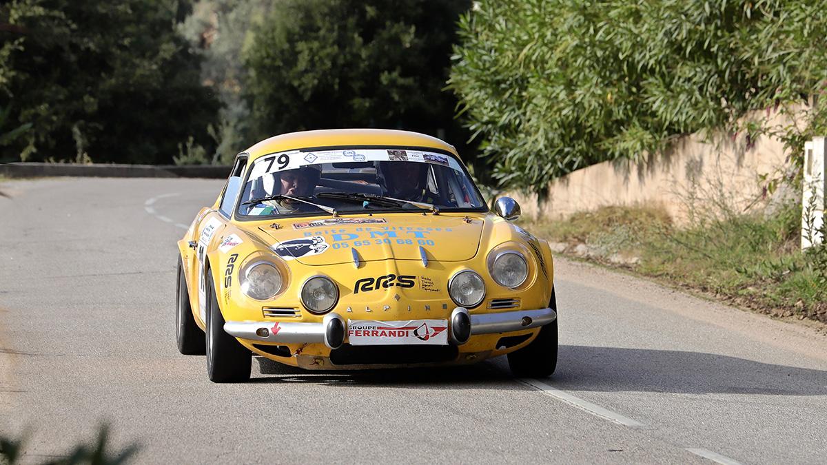 Le Tour de Corse Auto Historique 2019 Img_2452