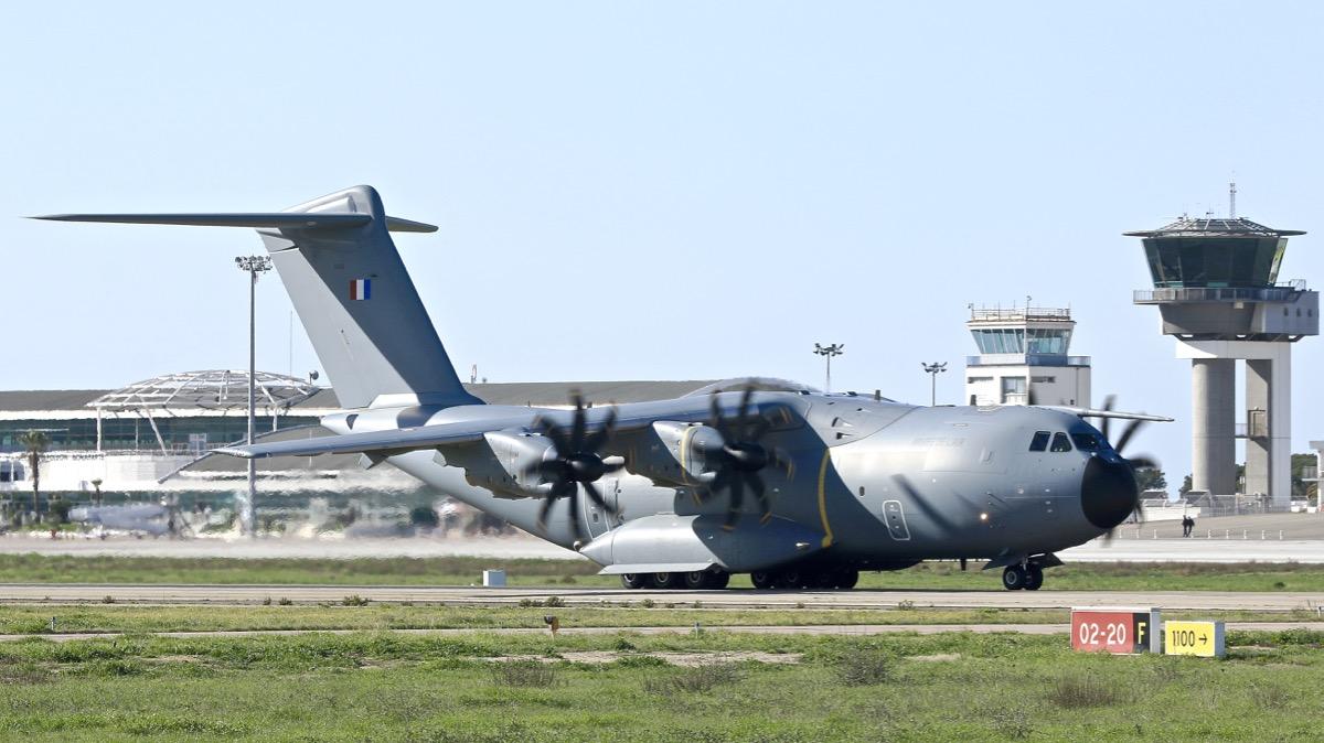 Les Aéronefs Militaires de passage à Ajaccio -2018- Img_2810