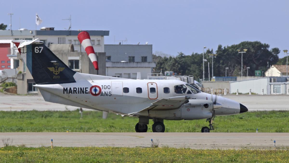 Les Aéronefs Militaires de passage à Ajaccio -2018- Img_3411