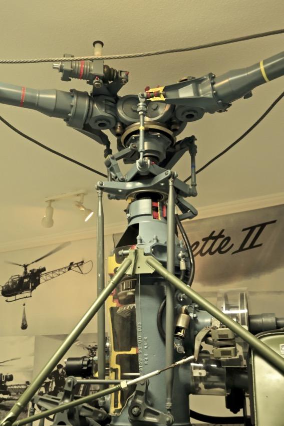 Le Musée de l'A.L.A.T. & de l'Hélicoptère à Dax Img_9097