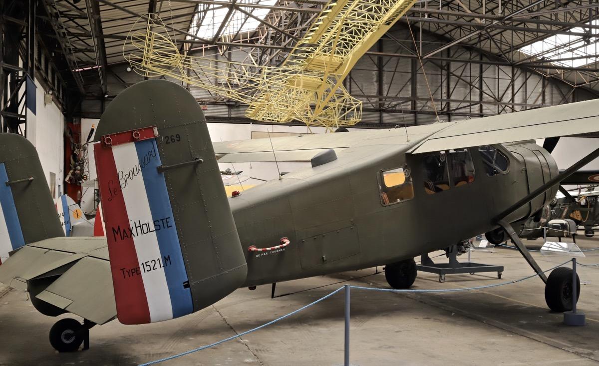 Le Musée de l'A.L.A.T. & de l'Hélicoptère à Dax Img_9107