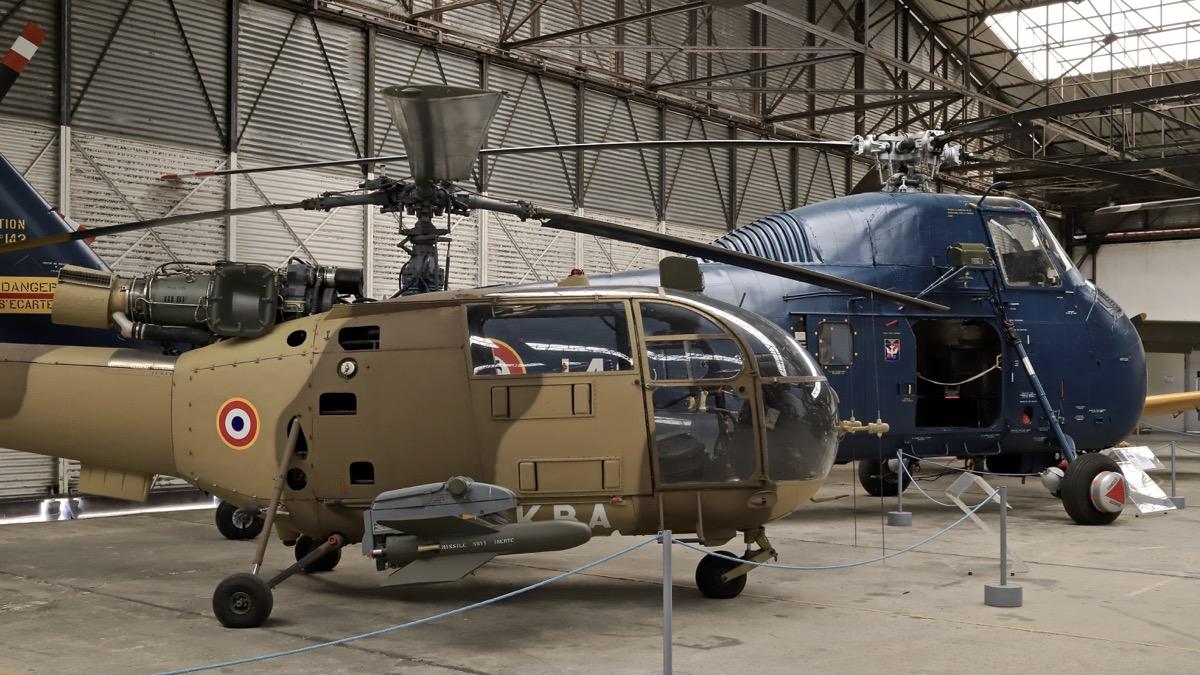 Le Musée de l'A.L.A.T. & de l'Hélicoptère à Dax Img_9109