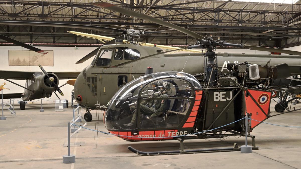 Le Musée de l'A.L.A.T. & de l'Hélicoptère à Dax Img_9166