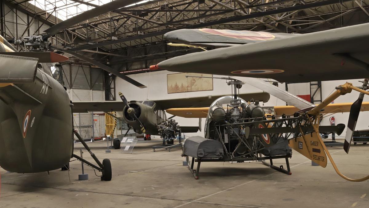 Le Musée de l'A.L.A.T. & de l'Hélicoptère à Dax Img_9167