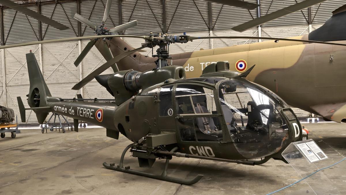 Le Musée de l'A.L.A.T. & de l'Hélicoptère à Dax Img_9168