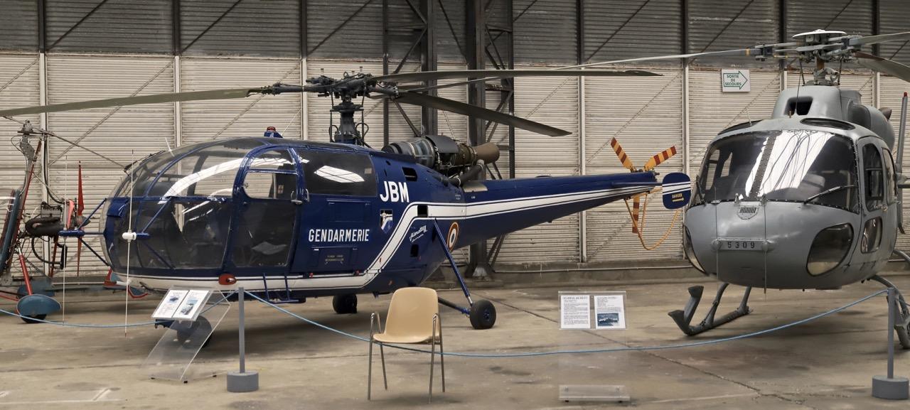 Le Musée de l'A.L.A.T. & de l'Hélicoptère à Dax Img_9170
