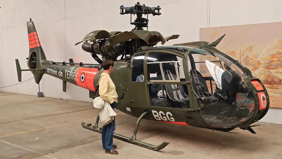 Le Musée de l'A.L.A.T. & de l'Hélicoptère à Dax Img_9178