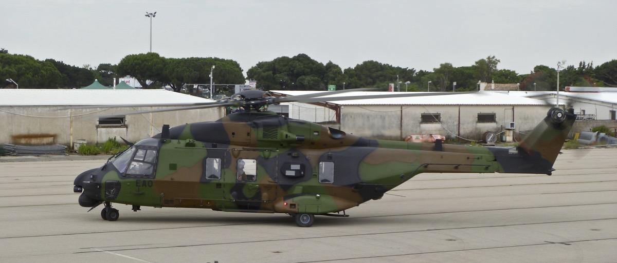 Les Aéronefs Militaires de passage à Ajaccio -2018- P1050911