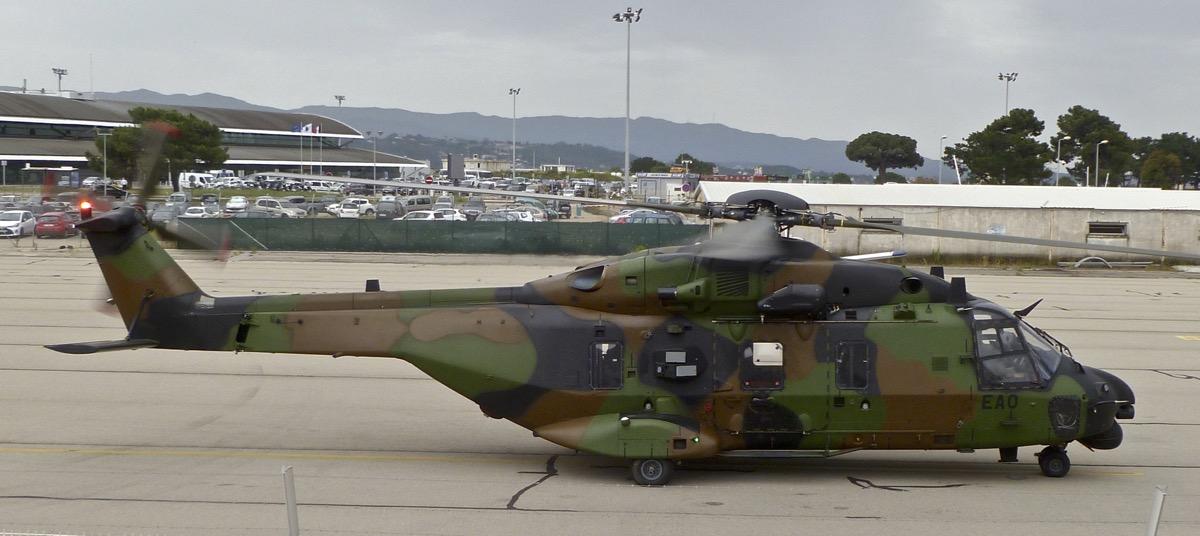 Les Aéronefs Militaires de passage à Ajaccio -2018- P1050912