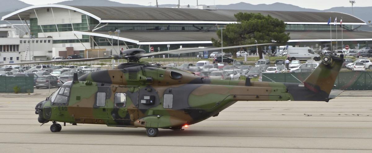 Les Aéronefs Militaires de passage à Ajaccio -2018- P1050913