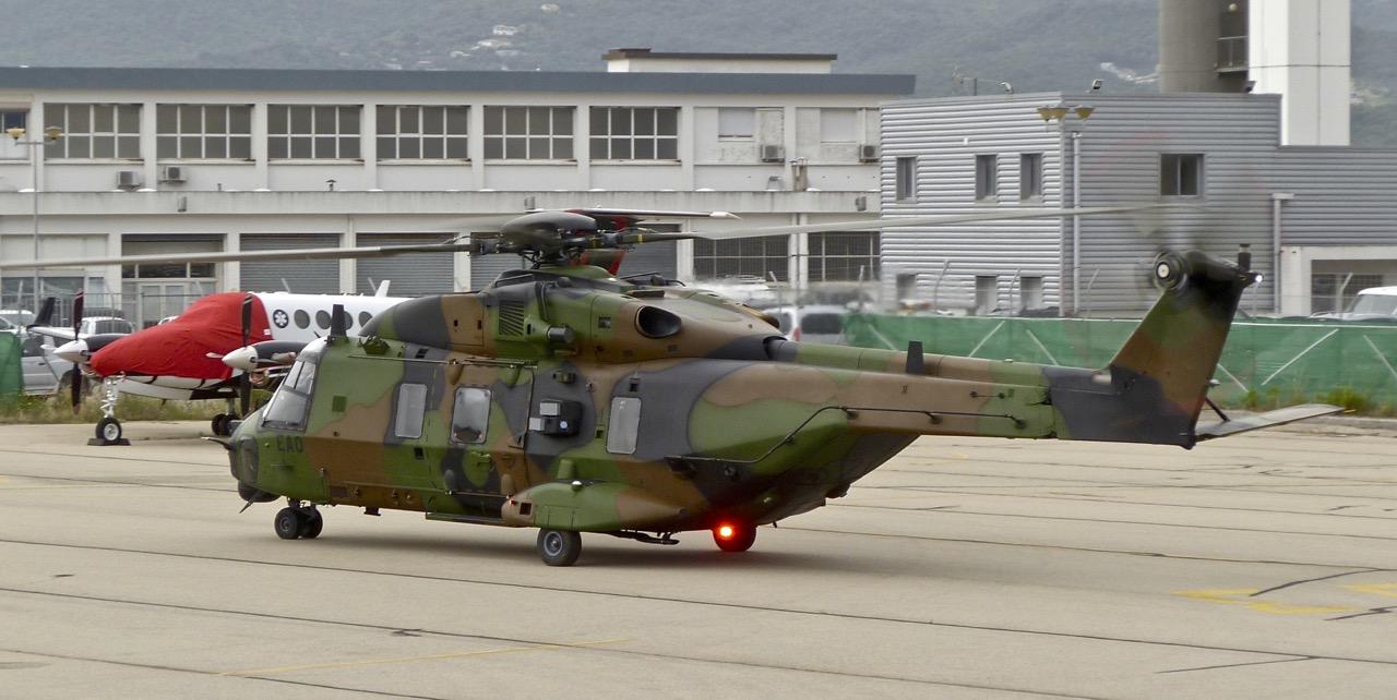 Les Aéronefs Militaires de passage à Ajaccio -2018- P1050914