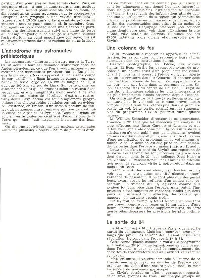 14 mai 1973 - Skylab - Seule station spatiale américaine - Page 2 73092211