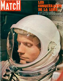Neil Alden Armstrong - Le premier homme sur la Lune Paris-10