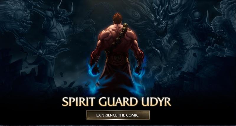 Spirit Gaurd Udyr Released! Udyr10