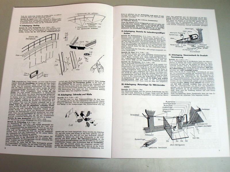 chris craft futura - Motorboot Chris-Craft Futura 1:20 (1959) Reprint Schreiber-Verlag (2009) Jfs_1210