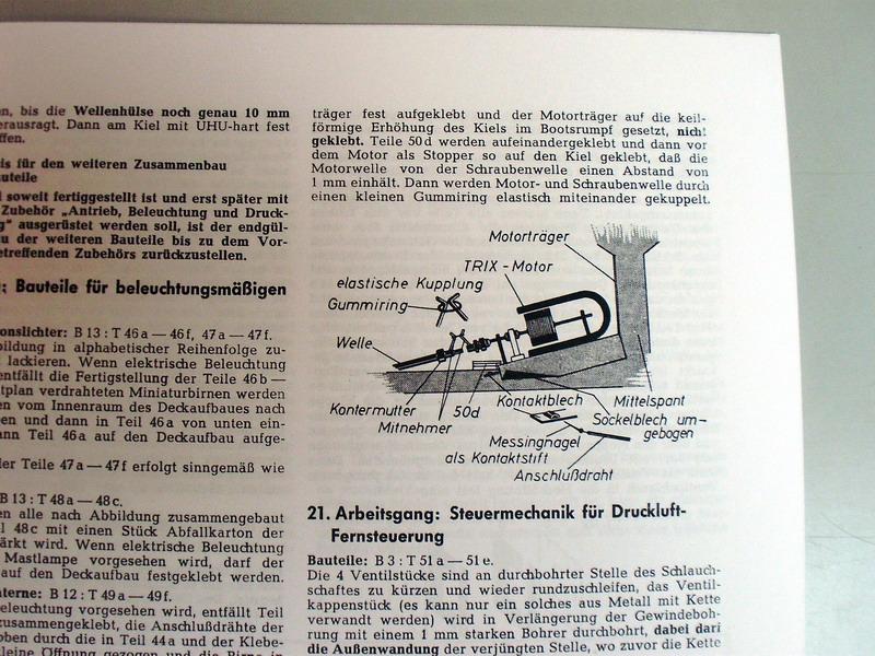 chris craft futura - Motorboot Chris-Craft Futura 1:20 (1959) Reprint Schreiber-Verlag (2009) Jfs_1310