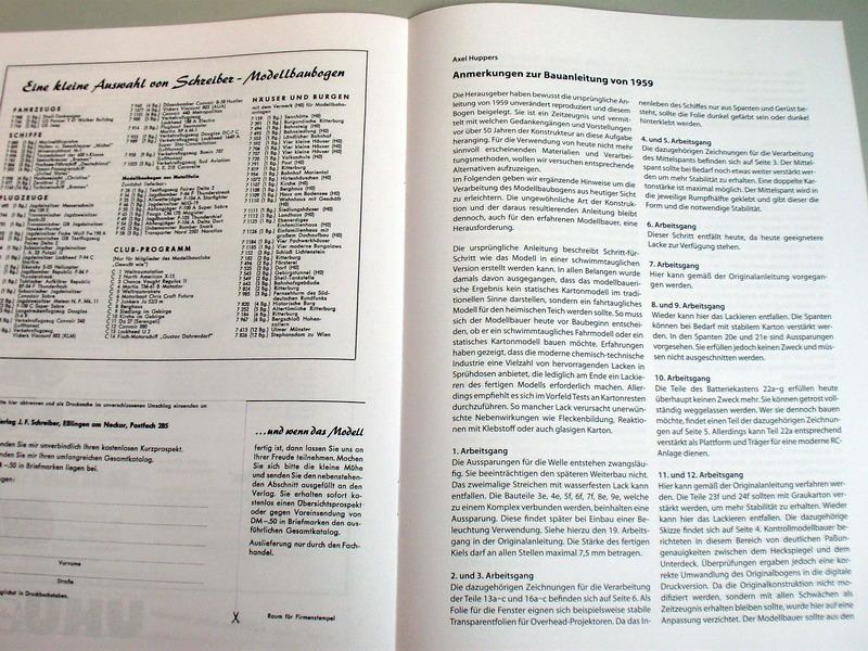 chris craft futura - Motorboot Chris-Craft Futura 1:20 (1959) Reprint Schreiber-Verlag (2009) Jfs_1710