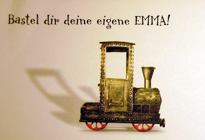 molly jim knopfs kleine lokomotive als kartonmodell. Black Bedroom Furniture Sets. Home Design Ideas