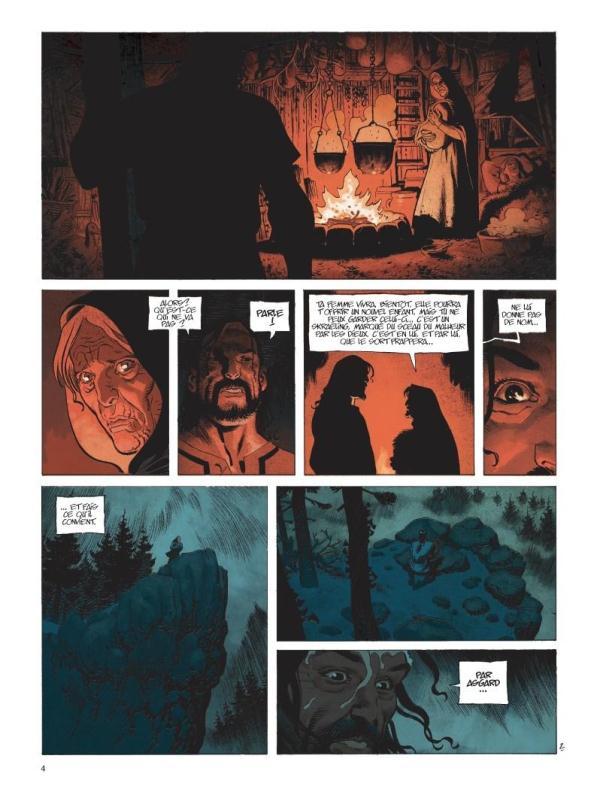 Asgard : Pied de fer - Tome 1 97825011