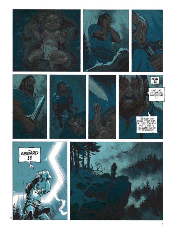 Asgard : Pied de fer - Tome 1 97825012