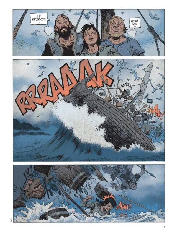 Asgard : Pied de fer - Tome 1 97825014