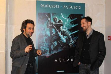 Asgard : Pied de fer - Tome 1 97825017