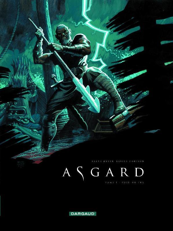 Asgard : Pied de fer - Tome 1 Asgard10