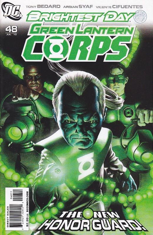 GREEN LANTERN CORPS Glc4810