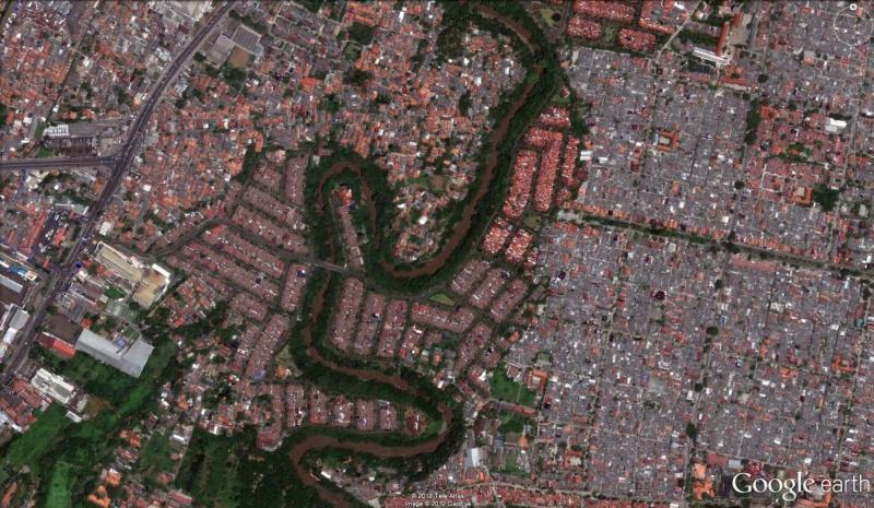 Le fleuve Citarum (Indonésie), le plus pollué du monde Citaru10