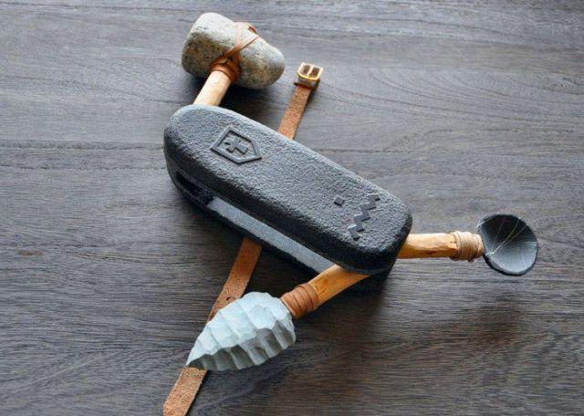 [SUISSE] - Usine de fabrication du Couteau Suisse Victorinox, Schwyz Coutea11