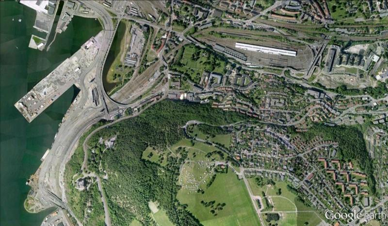 Street View : Lieux représentés sur des peintures célèbres (ou un peu moins) Cri310