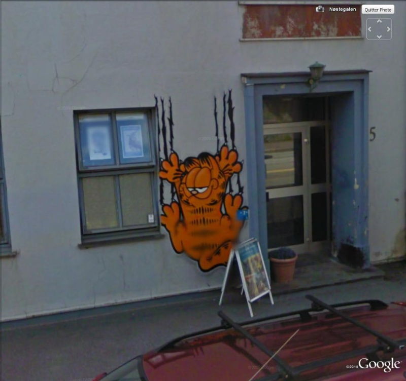 STREET VIEW : les fresques murales - MONDE (hors France) - Page 4 Garf10