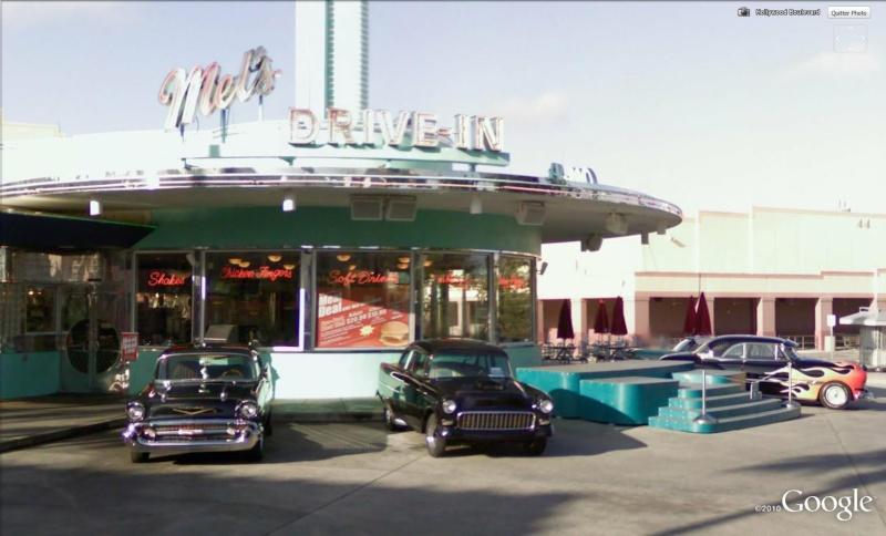 Mel's drive in à Orlando, Floride - Etats-Unis Mel210