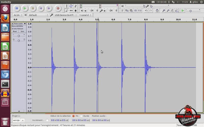 mesurer la tension d'une courroie PRECISEMENT sans l'outil.. Ck5i6510
