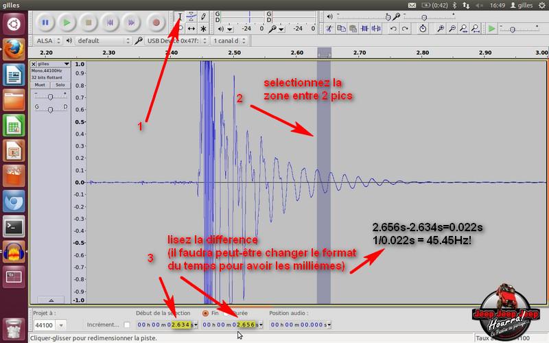 mesurer la tension d'une courroie PRECISEMENT sans l'outil.. Cokrxl10