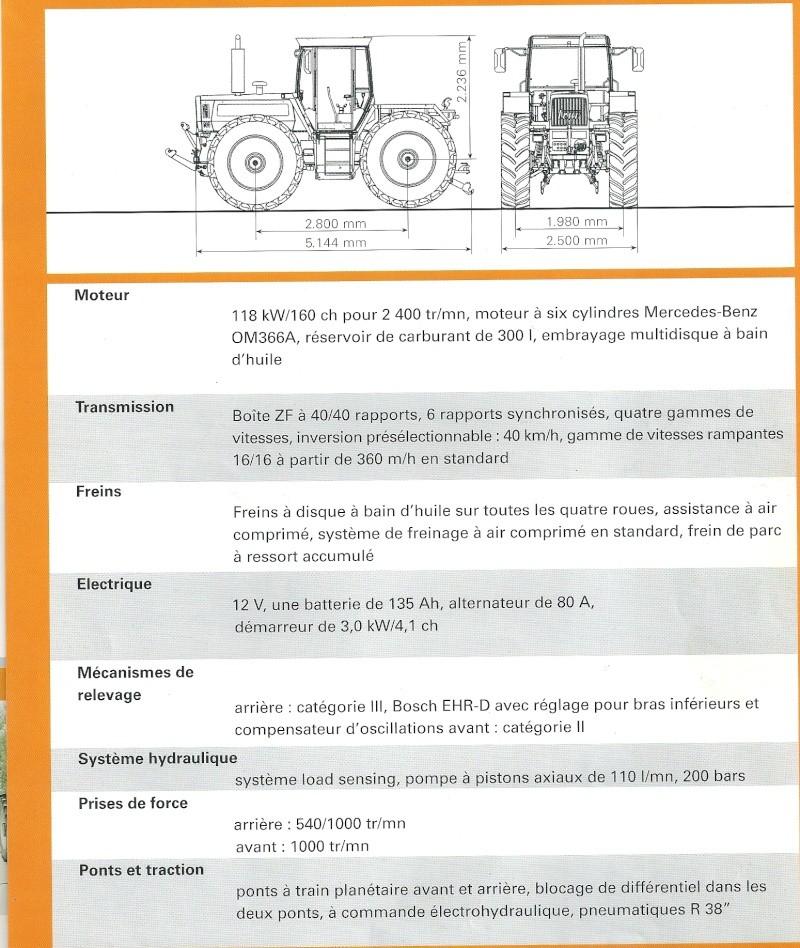 Mercedes-Benz Doppstadt trac 150 MB trac 4x4x4 Numari14