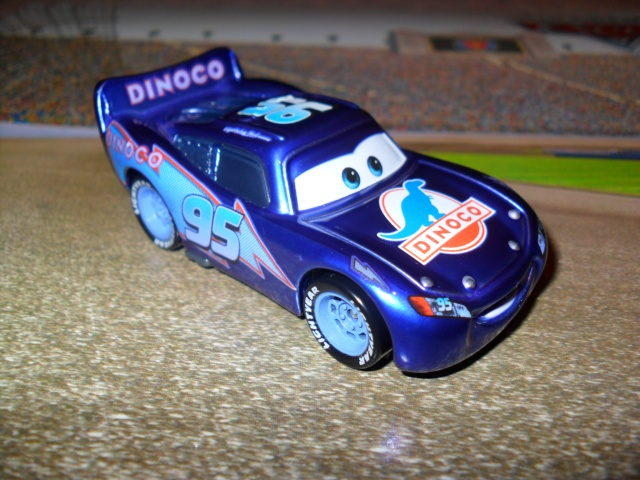 [Recensement] Lightning McQueen Blue Ray Sam_1120