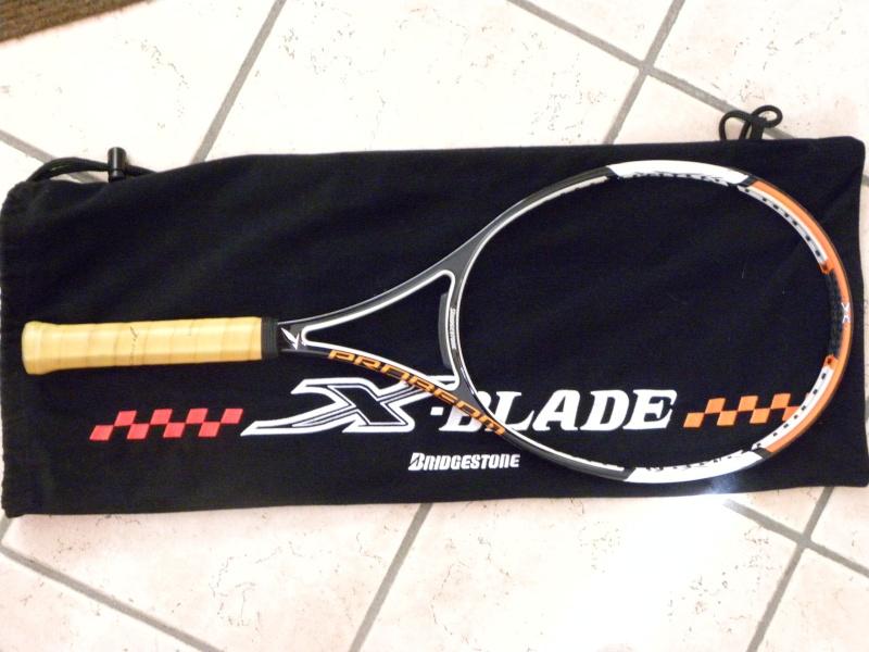 Blade - Bridgestone Probeam X-Blade 3.2 MP Bridg110