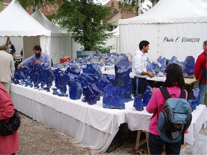 Sainte-Marie-aux-Mines 2013 : 50e anniversaire de la bourse minéralogique 20a10