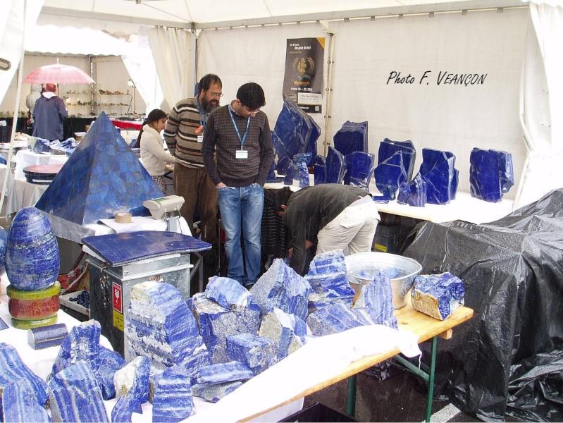 Sainte-Marie-aux-Mines 2013 : 50e anniversaire de la bourse minéralogique 20b10