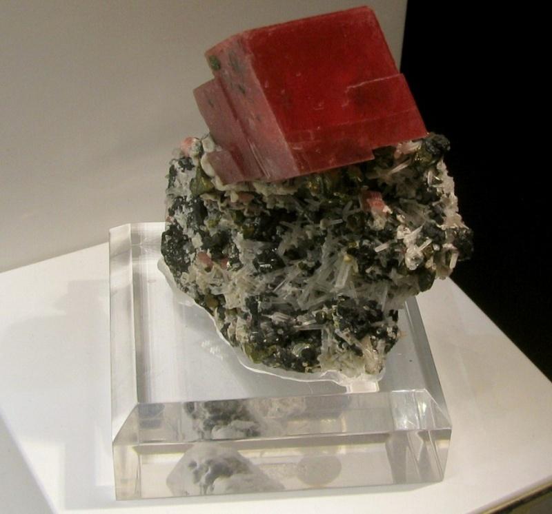 Sainte-Marie-aux-Mines 2013 : 50e anniversaire de la bourse minéralogique 24b10